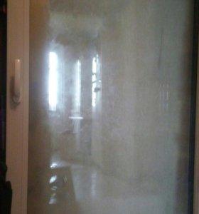 Продам пластиковое окно б.у. в хорошем состоянии