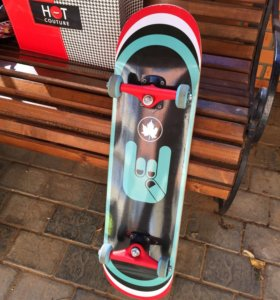 Скейтборд новый