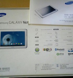 Планшет Samsung Galaxy Note 10.1 SHW-M480S