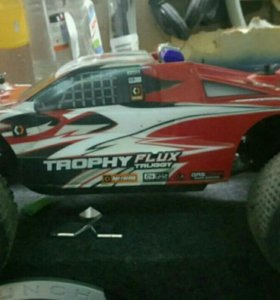 Trophy Truggy Flux 1/8 4WD