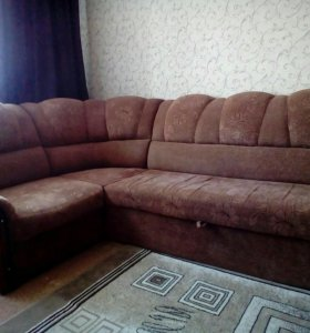 Угловой диван + кресло ОТС