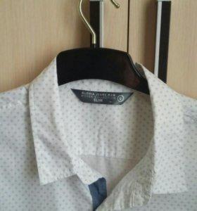 Новая рубашка с коротким рукавом!