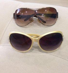 Солнечные очки женские и мужские