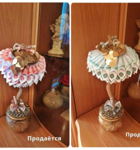 "Топиарий ""Денежное деревце"""