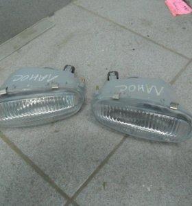 Фары противотуманные Chevrolet Lanos 2002-2013