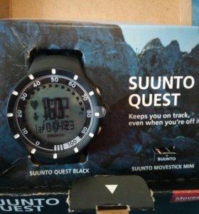 Suunto Quest — спортивные часы для активных тренир