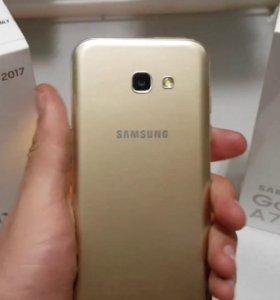 Samsung galaxy A7 2017г