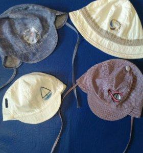 Панама кепка шапка на лето