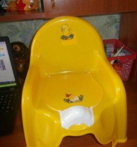 Горшочек-стульчик