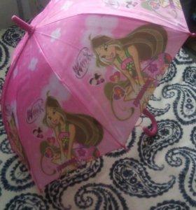 Зонтик для девочки