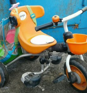 Детский велосипед!