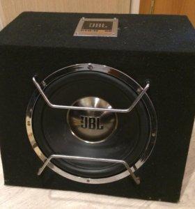 Саб JBL GTO1260BR 1000Вт + усел Mac audio z2100