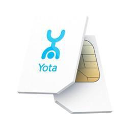 Yota безлимитный интернет для смартфона