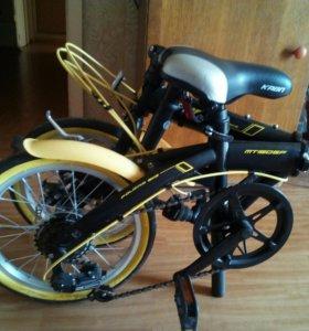 Велосипед складной KABN