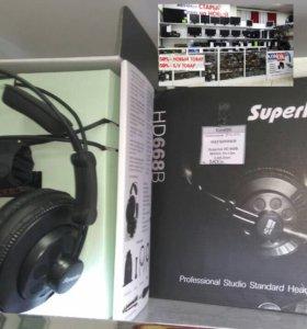 SUPERLUX HD668B (Новые гар.)