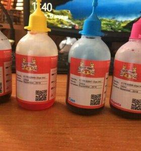 Картриджи и краски для принтера