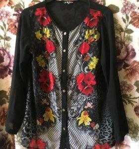 Итальянская блузка