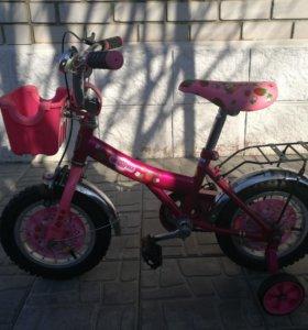 "Велосипед ""Смешарики"""