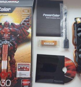 Radeon hd 6930 powercolor 1GB GDDR5