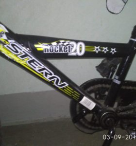 Детский велосипед Stern Rocket 20
