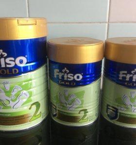 Молочная смесь Friso gold