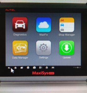 Диагностический сканер Autel MS906