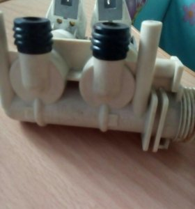 Клапан подачи воды для машинки автомат