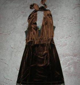 Новое Вечернее платье, размер 46