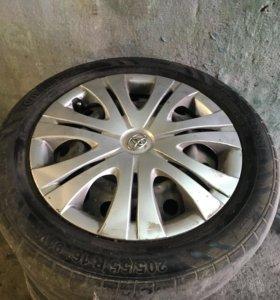 Колёса Тойота