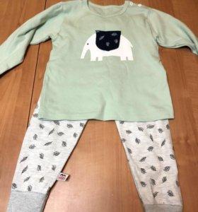 Пижама для мальчика, как новая