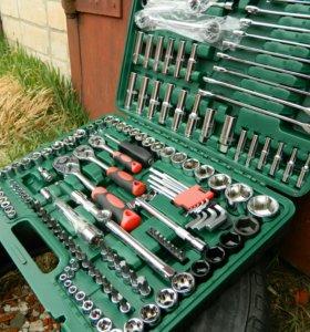 Набор инструментов SATA,61-150 предметов