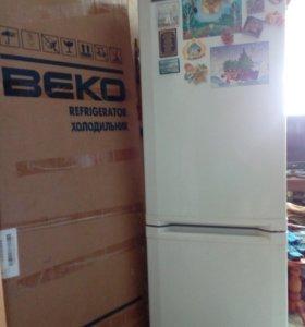 Двухкамерный холдильник BEKO