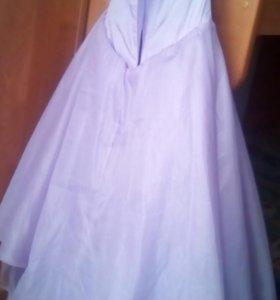 Платье на девочку)