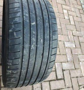 Колеса Dunlop SP sport maxx GT 245/35 19