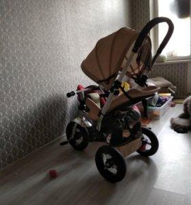 Велосипед трехколечный