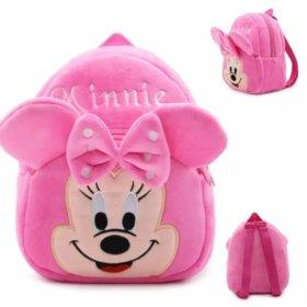 Рюкзачок Минни новый розовый