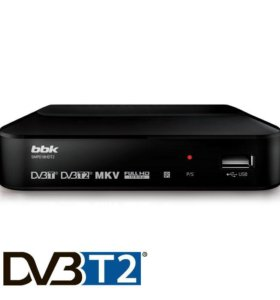 BBK цифровой телевизионный ресивер SMP018HDT2