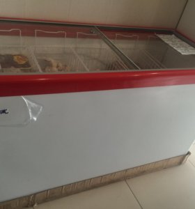 Морозильная камера Снеж