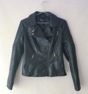 • Куртка кожаная Incity новая •