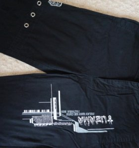 Срочно продам. Черные брюки 100% хлопок