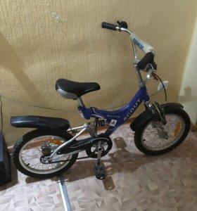 Детский велосипед Scout