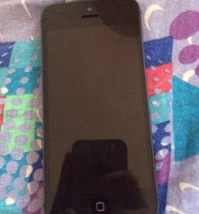 iPhone 5 Black 16 гб