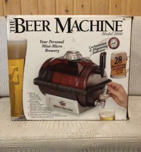 Минипивоварня the beer machine (пиво-машина)