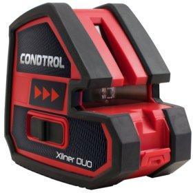 Новый Лазерный уровень condtrol XLiner Duo