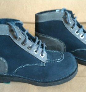 Ботинки Kickers новые