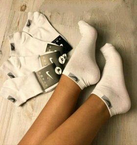Носки новые nike calvin klein  adidas