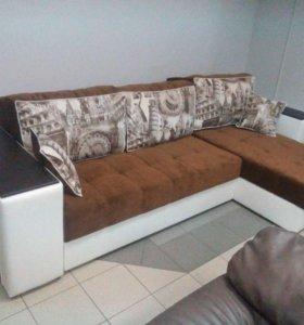 Ричмонд диван угловой