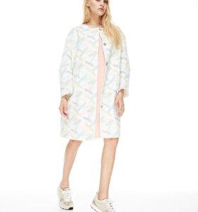 Стильное женское (дизайнерское) пальто 44-46 р