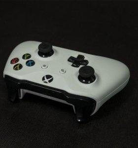 Джойстик Microsoft Xbox One White [model:1707]