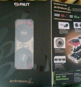Видеокарта palit gtx760 2gb